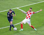 23.06.2021 Croatia v Scotland follow ups: Callum McGregor and Marcelo Brozovic