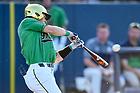June 5, 2021;  NCAA Baseball regional tournament at Eck Baseball Stadium. (Photo by Matt Cashore/University of Notre Dame)