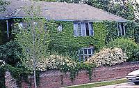 Eliel Saarinen: Faculty House, Academy Way, Cranbrook MI, 1930. Photo '97.