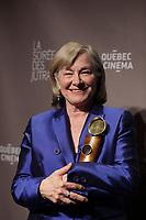 March, 23, 2014 - JUTRAS Awards Gala - Micheline Lanctot, Jutra Hommage (Lifetime achievement award )