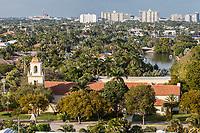 Ft. Lauderdale, Florida.  St. Sebastian Catholic Church.