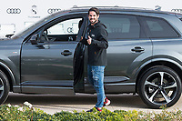 "Francisco Roman ""Isco"" of Real Madrid CF poses for a photograph after being presented with a new Audi car as part of an ongoing sponsorship deal with Real Madrid at their Ciudad Deportivo training grounds in Madrid, Spain. November 23, 2017. (ALTERPHOTOS/Borja B.Hojas) /NortePhoto.com NORTEPHOTOMEXICO"