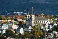 Town of Wilkes-Barre, Pennsylvania, USA