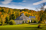 Autumn in Waitsfield, VT