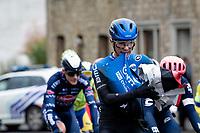 tidying up<br /> <br /> 106th Liège-Bastogne-Liège 2020 (1.UWT)<br /> 1 day race from Liège to Liège (257km)<br /> <br /> ©kramon
