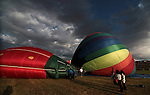 Images from Media Day at the 31st annual Great Reno Balloon Race on Thursday, Sept. 6, 2012, in Reno, Nev. The event continues Friday through Sunday at Rancho San Rafael Regional Park. .Photo by Cathleen Allison