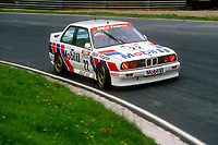Round 9 of the 1991 British Touring Car Championship. #22 Jonathan Palmer (GB). BMW Team Finance. BMW M3.