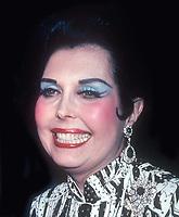 Anne Miller in 1982<br /> Photo By Adam Scull/PHOTOlink.net