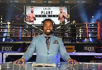 LOS ANGELES - JANUARY 30: Shawn Porter on Fox Sports PBC fight night at the Shrine Auditorium and Expo Hall in Los Angeles, California on January 30, 2021. (Photo by Frank Micelotta/Fox Sports)