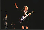 ACDC July 1988 Angus Young