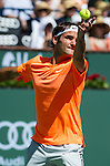 Roger Federer (SUI) defeats Milos Raonic (CAN) 75 64