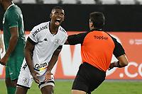 Rio de Janeiro (RJ), 03/03/2021 - Botafogo-Boavista - Kanu jogador do Botafogo,durante partida contra o Boavista,válida pela 1ª rodada da Taça Guanabara,realizada no Estádio Nilton Santos (Engenhão), na zona norte do Rio de Janeiro,nesta quarta-feira (03).