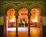 Spanien, Andalusien, Sevilla: Alcazar, innen | Spain, Andalusia,Seville: Alcazar, inside