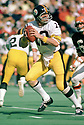 Pittsburgh Steelers Terry Bradshaw (12) during a game from his 1975 season with the Pittsburgh Steelers. Terry Bradshaw played 14 years, all for the Pittsburgh Steelers, was a 3-time Pro Bowler, 1-time first team Pro Bowler and was inducted to the Pro Footbal Hall of Fame in 1989.(SportPics)