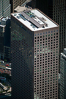 aerial photograph Montgomery Post Center 1 Montgomery Street office tower San Francisco