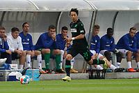 Sei Muroya (Hannover 96)<br /> <br /> - 28.08.2021 Fussball 2. Bundesliga, Saison 21/22, SV Darmstadt 98 vs Hannover 96, Stadion am Boellenfalltor, emonline, emspor, <br /> <br /> Foto: Marc Schueler/Sportpics.de<br /> Nur für journalistische Zwecke. Only for editorial use. (DFL/DFB REGULATIONS PROHIBIT ANY USE OF PHOTOGRAPHS as IMAGE SEQUENCES and/or QUASI-VIDEO)