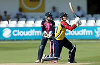 Michael Pepper of Essex in batting action during Essex Eagles vs Middlesex, Vitality Blast T20 Cricket at The Cloudfm County Ground on 18th July 2021