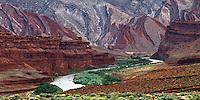 River rafting in Utah