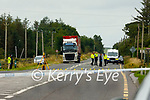 Abbeydorney fatal road traffic accident at Pope's Cross