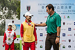 FSA2013 - Faldo on course