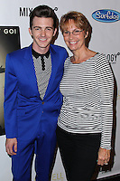 "LOS ANGELES, CA, USA - APRIL 17: Drake Bell, Robin Dodson at the Drake Bell ""Ready Steady Go!"" Album Release Party held at Mixology101 & Planet Dailies on April 17, 2014 in Los Angeles, California, United States. (Photo by Xavier Collin/Celebrity Monitor)"