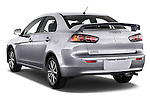 Car pictures of rear three quarter view of 2016 Mitsubishi Lancer Intense 4 Door Sedan Angular Rear
