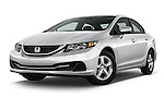 Honda Civic CNG Sedan 2015