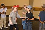 Education elementary Grade 2 second graders rehearsing production of A Midsummer Nights Dream horizontal