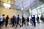 October 23, 2020, Tokyo, Japan - Customers enter an Apple store as they purchase the new 5G iPhone, iPhone 12 and iPhone 12 Pro at an Apple store in Tokyo on Friday, October 23, 2020. iPhone 12 and iPhone 12 Pro started to sell here while iPhone 12 Pro Max and iPhone 12 mini will go on sale next month.        (Photo by Yoshio Tsunoda/AFLO)