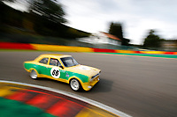 HISTORIC TOURING CAR CHALLENGE - #66 WHALE NICK (GB) WHALE HARRY(GB)FORD ESCORT RS1600 1971