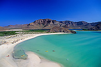 beach, La Paz, Baja California, Mexico, Sea of Cortez, Eastern Pacific Ocean