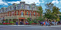 A view of the beautiful Prince of Wales Hotel in Niagara-on-the-Lake.