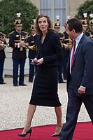 Paris (75)- Palais de l'Elysee- Ceremonie d installation de M. Emmanuel MACRON, PrÈsident de la RÈpublique, le dimanche 14 mai ,