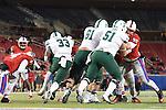 SMU drops Tulane, 49-21.