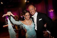 Oslo, 20090919. Skal vi danse. Triana Iglesias og partneren Tobias Karlsson.