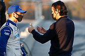 #10 Alex Palou, Chip Ganassi Racing Honda and Dario Franchitti