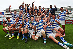 1st XV Rugby - Auckland 1A Final, St Kents v Sacred Heart, 27 August 2017