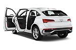 Car images of 2021 Audi Q5-Sportback S-Line 5 Door SUV Doors