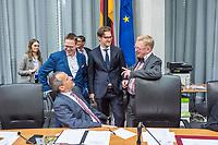 2018/04/18 Bundestag   Gesundheitsausschuss   Pflegenotstand