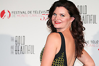Monte-Carlo, Monaco, 18/06/2017 - 30th Anniversary of 'The Bold and the Beautiful' party Arrival Photocall at the Monte-Carlo Bay, Monaco, during the 57th Monte-Carlo Television Festival. Heather Tom. # 30EME ANNIVERSAIRE DE 'AMOUR, GLOIRE ET BEAUTE'
