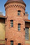 Tower On The Former German Prison For European Inmates (now a hotel and museum), Qingdao (Tsingtao).