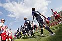 Football/Soccer: The 27th Summer Universiade 2013 Kazan Women's Group W-5 - Japan 7-0 Estonia
