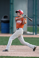 January 16, 2010:  Anthony Purcell (Galena Park, TX) of the Baseball Factory Texas Team during the 2010 Under Armour Pre-Season All-America Tournament at Kino Sports Complex in Tucson, AZ.  Photo By Mike Janes/Four Seam Images