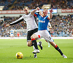 Dave Mackay and Kenny Miller