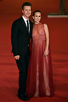 Edward Norton and his wife Shauna Robertson <br /> Roma 17/10/2019 Auditorium Parco della Musica <br /> Motherless Brooklin Red Carpet <br /> Roma Cinema Fest <br /> Festa del Cinema di Roma 2019 <br /> Photo Andrea Staccioli / Insidefoto