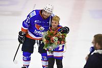 IJSHOCKEY: HEERENVEEN: 07- 10- 2018, IJsstadion Thialf, UNIS Flyers - Amsterdam Tigers, uitslag 7-0, ©foto Martin de Jong