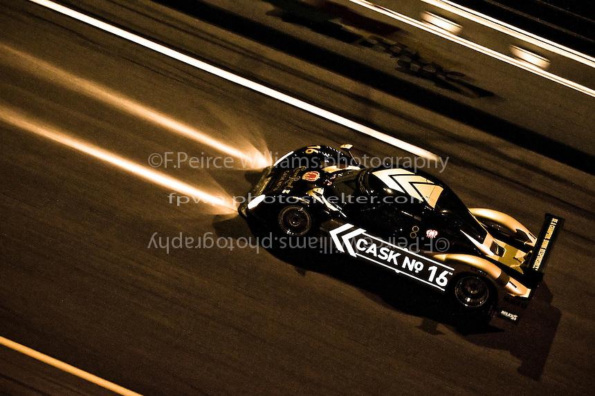 22-25 January, 2009, Daytona Beach, Florida USA.#16 Penske Racing Porsche/Riley of Timo Bernhard, Ryan Briscoe & Romain Dumas.©F.Peirce Williams 2009.F.Peirce Williams.photography