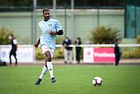 6th September 2020, Poissy,Paris, France; Football Friendly, Varietes Club de France versus Chi PSG;  Habib Beye ( Variete France )