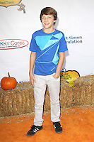 UNIVERSAL CITY, CA - OCTOBER 21:  Jake Short at the Camp Ronald McDonald for Good Times 20th Annual Halloween Carnival at the Universal Studios Backlot on October 21, 2012 in Universal City, California. © mpi28/MediaPunch Inc. /NortePhoto