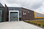 As part of the 2012 Bond Program, Sharpstown HS commemorates Grand Opening of its new school building. May 3, 2018.